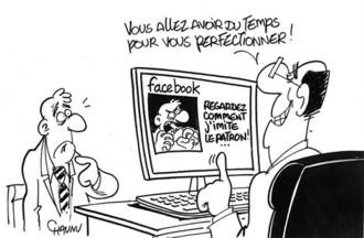 salarié#réseaux sociaux#injures